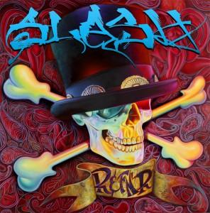 Cover del disco di Slash - Slash 2010