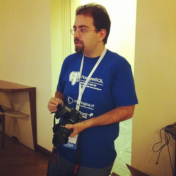 Il fotografo #pgday2012