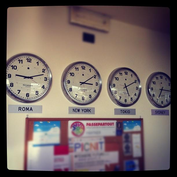 Che ora è