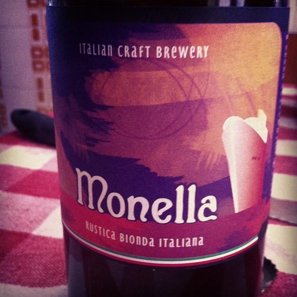 Ottima birra fruttata dal Monte Amiata.#iltrasloco