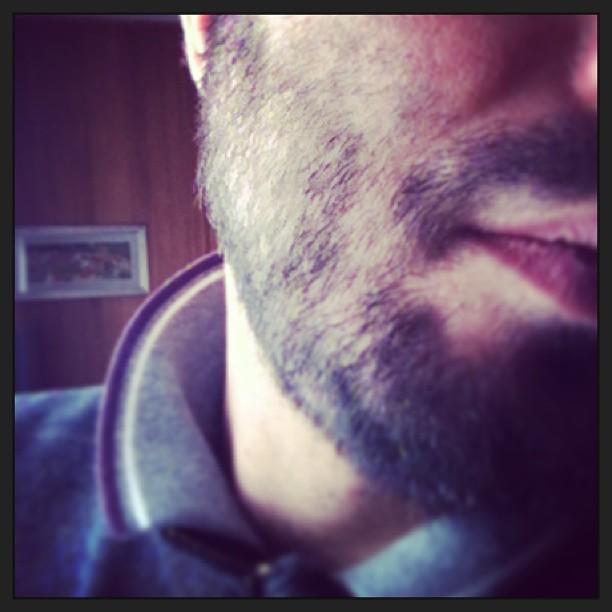 A chi cade altro, a me cade la barba #sfoltimenti