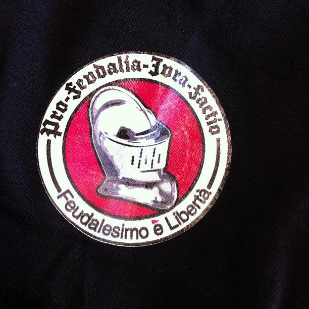 #elezioni2013 feudalesimo è libertà