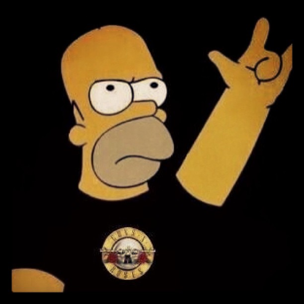 Pop art #Homer