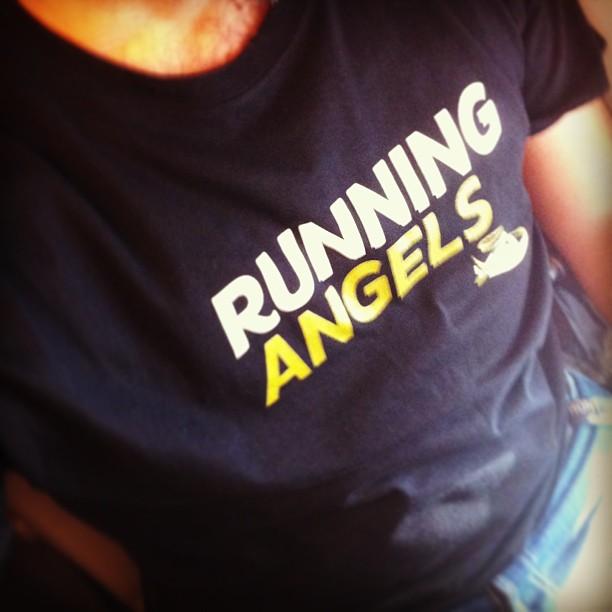 Dove si corre oggi?Voi andate su runningangels.org e iscrivetevi. Perché i veri angeli non volano,Corrono.#runningangels #run