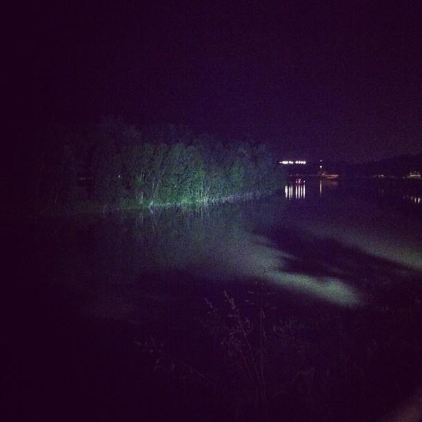 Arno di notte