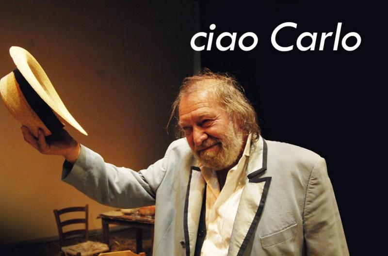 Addio a Carlo Monni