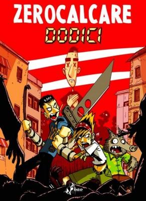 Copertina del fumetto Dodici di Zerocalcare